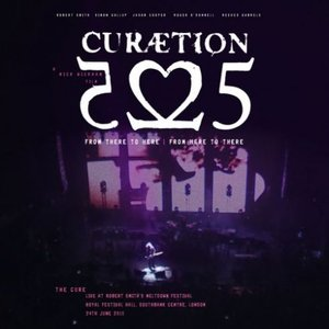 Image for 'Curaetion-25: From There To Here | From Here To There (Live)'