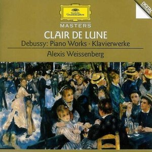 Image for 'Debussy: Clair de Lune; Piano Works'