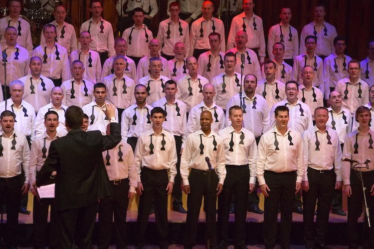 Final curtain for the gay men's chorus